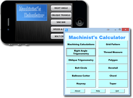 Solve Machine Shop Math in a Snap!